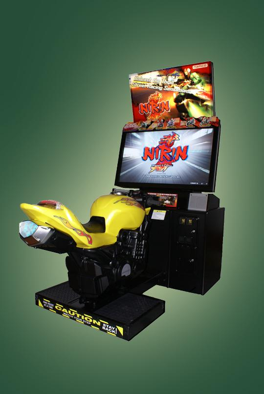 simulator nirin bike